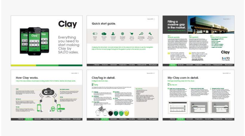 Clay by SALTO