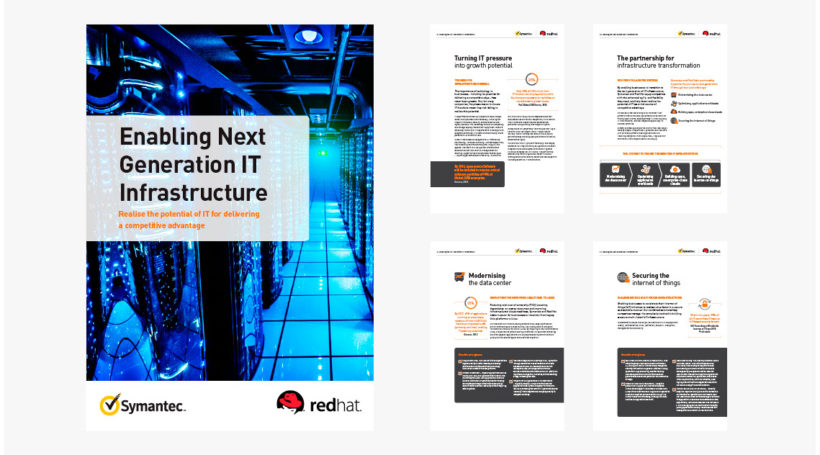 Helping Symantec and Red Hat build a successful partnership
