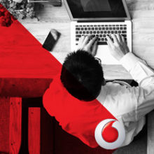 Repositioning Vodafone in the enterprise market