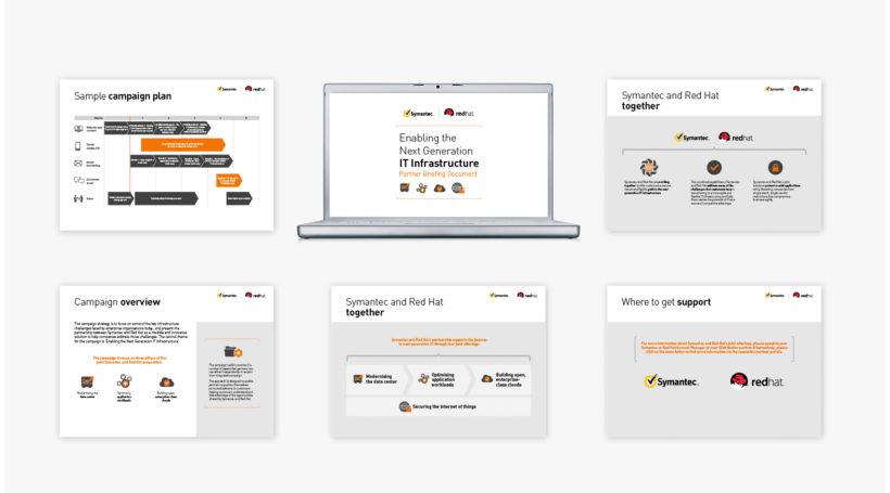 Symantec partner engagement programme