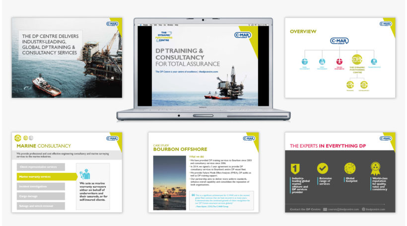 Helping C-MAR stand out in the offshore sector