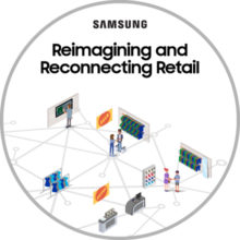 Samsung reimagines and reconnects retail at NRF 2019